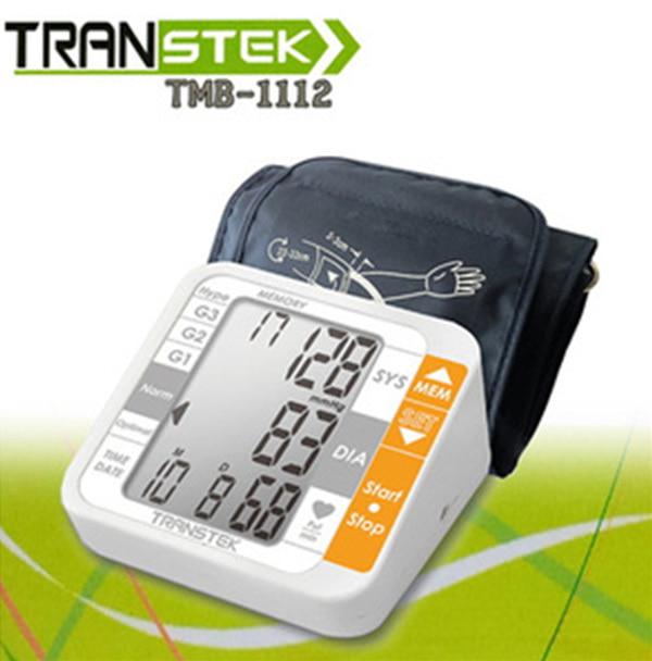 [Transtek] 트랜스텍 상박혈압계 TMB-1112 팔뚝형혈압계 전자혈압측정기 혈압측정기 혈압측정계 가정용혈압계 상완식혈압계