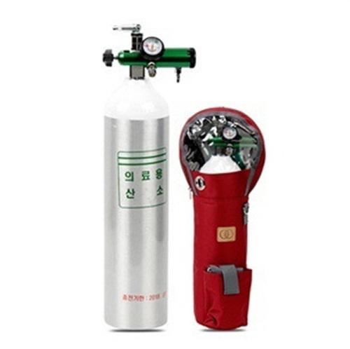 [SSM]휴대용산소호흡기(풀세트)/라파오투 2.8L,CPR-OGR870 (산소2.8L산소통+레귤레이터+콧줄+가방 포함)▶차량용산소 이동용산소 산소호흡기 산소통 의료용산소통 산소공급기 휴대산호흡기 농축산소